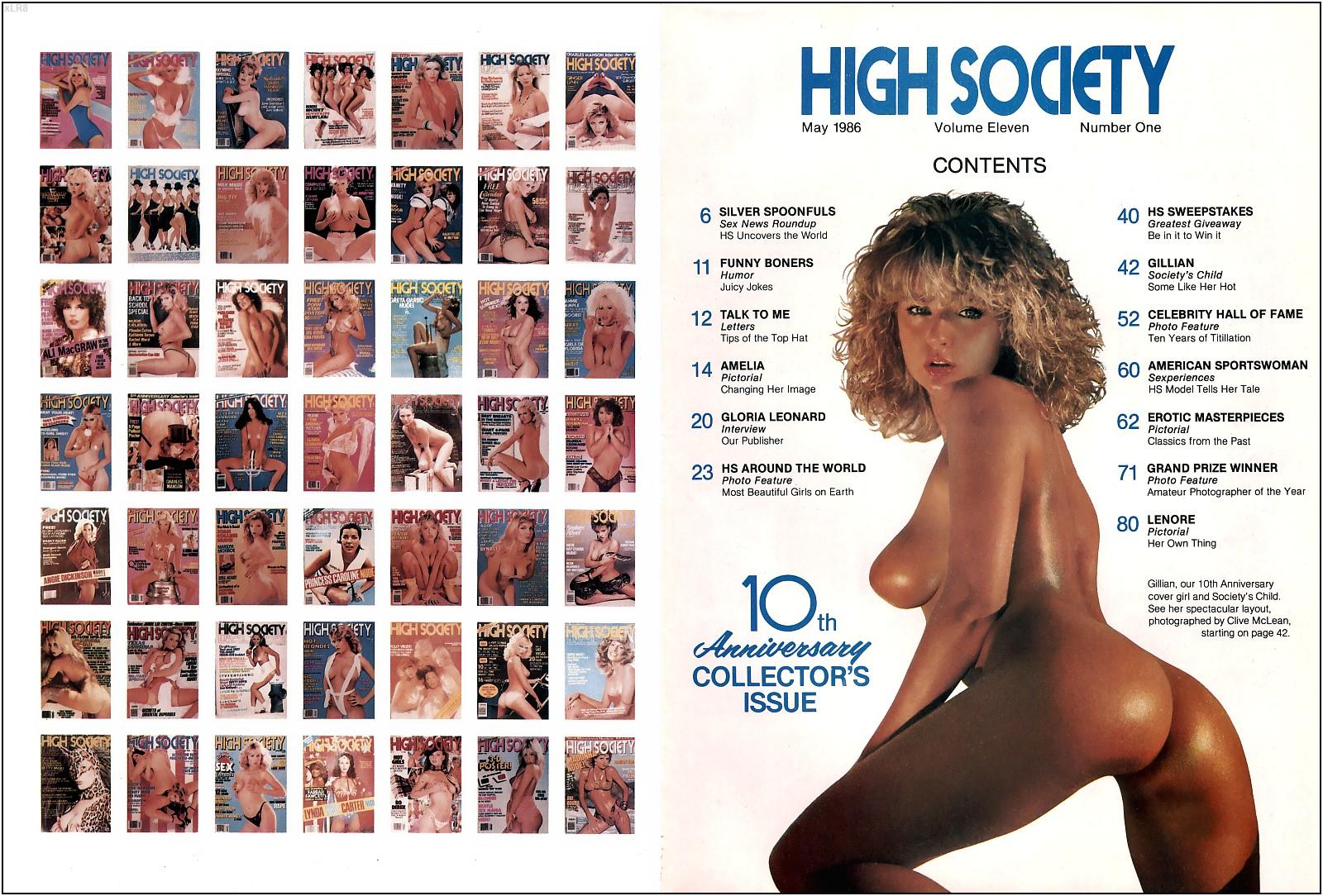 High Society Pussy 19