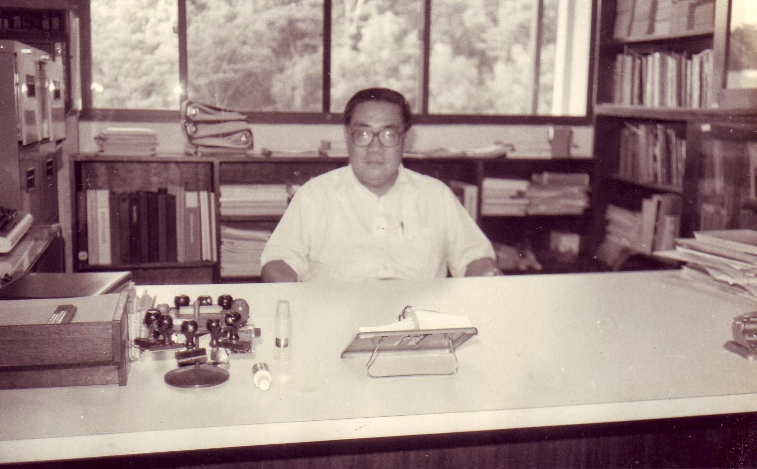Prof Hsu Loke Soo