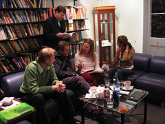 Friends of Library (Image Credit: http://www.flickr.com/photos/timbomb/208817779/)