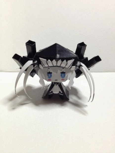 Kantai Collection Papercraft
