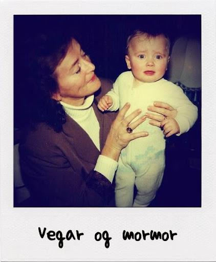 Mormor-Vegar