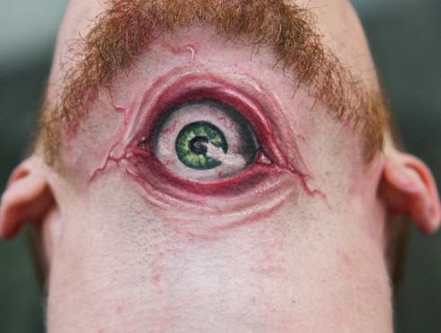 Eye Tattoos