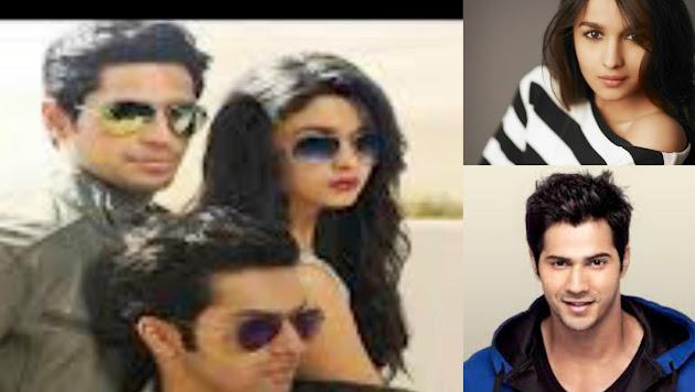 Siddharth Malhotra And Girlfriend Natalie