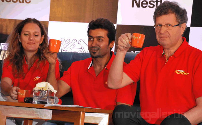 Image result for suriya nescafe