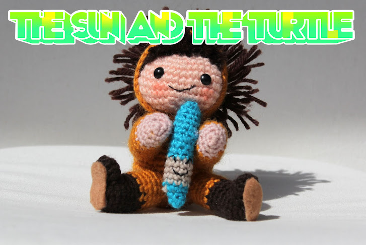 Amigurumi Lion Free : Amigurumi Lion Boy Boy free crochet pattern The Sun and ...