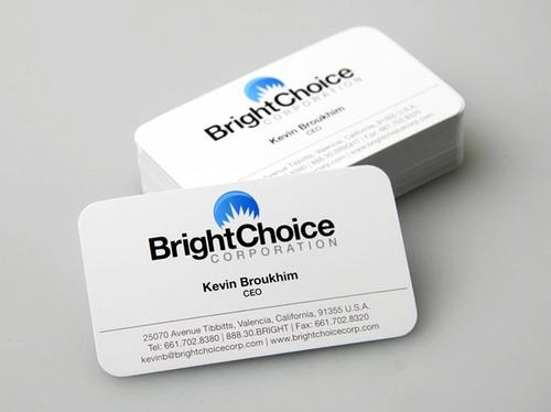 BrightChoice Business Cards
