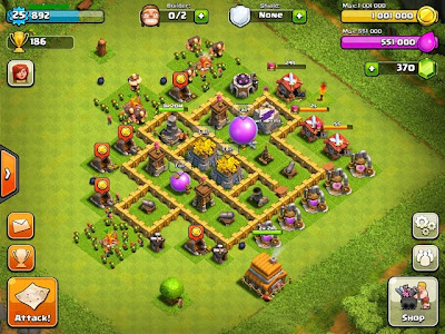 ice cream when the sky is grey: Clash of Clans Guide - How To Keep