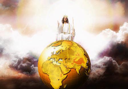 Pasaules nepazītais un nicinātais Kristus ir Ķēniņš