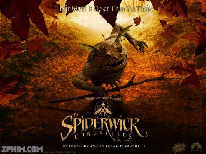 Ảnh trong phim Khu Rừng Thần Bí - The Spiderwick Chronicles 1