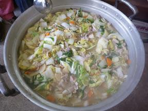 豚汁作り6