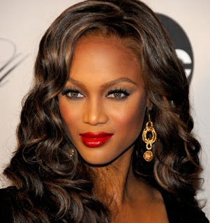 Tyra Banks hairstyles pictures - Female Celebrity hairstyle Ideas