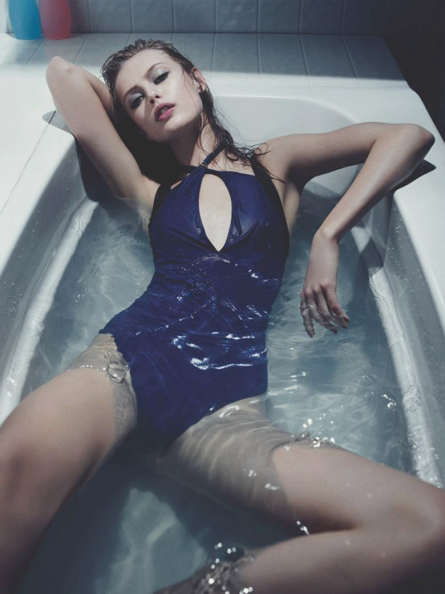 A Couture Life Frida Gustavsson By Robbie Fimmano In