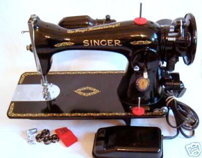Singer Model 40 Sewing Machine Restoration Decals EBay Enchanting Singer Sewing Machine Model 15