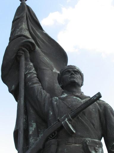 Budapest sculpture