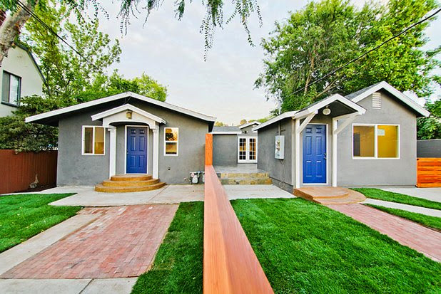 For sale beautiful duplex in ne los angeles the - 2 bedroom duplex for rent lincoln ne ...