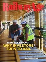 Free subscription to July 2013 Railway Age magazine
