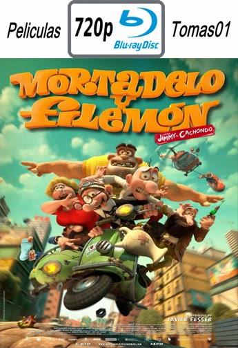 Mortadelo y Filemón contra Jimmy el Cachondo (2014) BDRip m720p