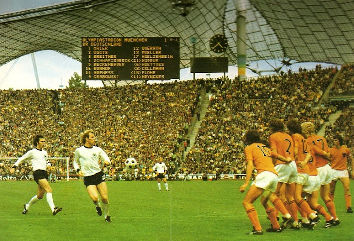 1974: West Germany - Holland 2-1