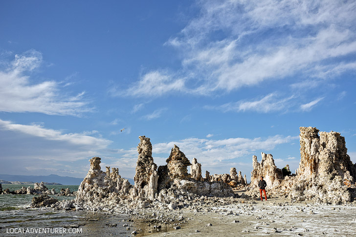 Mono Lake California [Road Trip Destinations USA].
