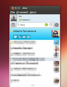 Jitsi su Ubuntu 13.04
