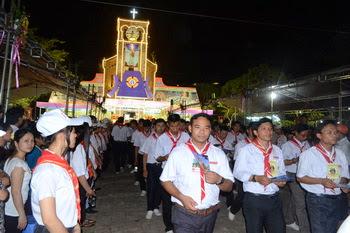 Ban giáo lý Giáo phận Phát Diệm tham dự Đại hội hành hương Đức Mẹ La Vang lần thứ 30