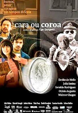 Filme Poster Cara ou Coroa TVRip XviD & RMVB Nacional