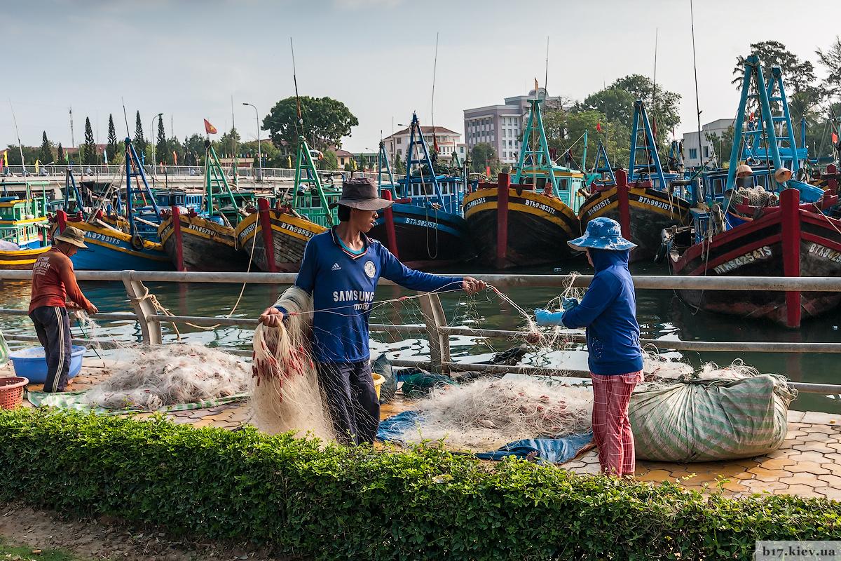 Фантьет и Муйне во Вьетнаме
