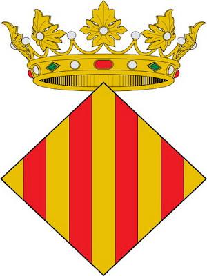 герб Xàtiva, Jativa, Хатива, CostablancaVIP, Valencia, Валенсия, Замок Хативы, Plaza de Toros, Casrello de Xativa, туризм, VIP туризм, путешествие по Испании, недвижимость в Испании, Коста Бланка