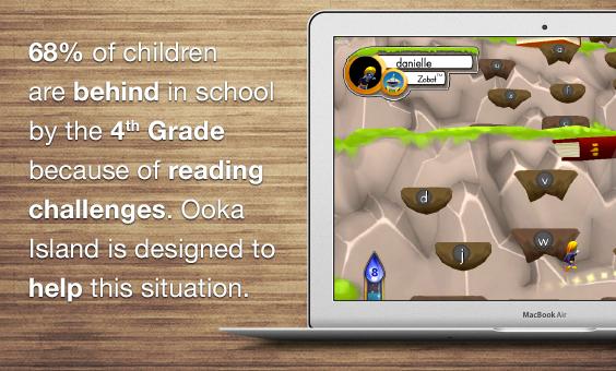 Ooka Island Reading Program - Statistics on Reading #SmartStart