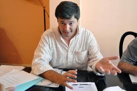 POLITICA: VISITA DEL CANDIDATO A GOBERNADOR DE BS. AS. POR LA CC, JUAN CARLOS MORAN