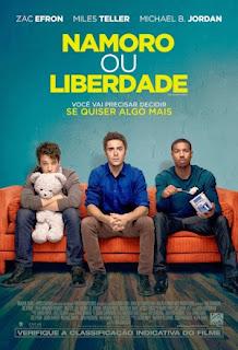 Filme Poster Namoro ou Liberdade? TS XviD & RMVB Dublado