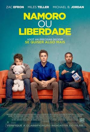 Filme Poster Namoro ou Liberdade? R5 XviD & RMVB Dublado