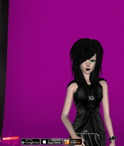 Teen Vogue Me Girl Level 8 - Goth Glam - Ally