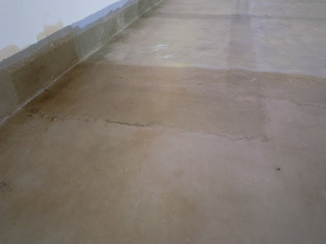 【空中花園】地板防水施作…續上篇?