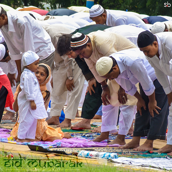 Eid-al-Fitr, Eid-ul-Fitr, Eid, Id, Celebration, Religion, Muslim, Happiness, Love, Red road, Kolkata, maidan