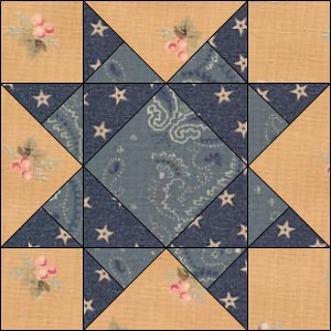 Civil War Quilts: 19 Missouri Star : missouri star quilt pattern - Adamdwight.com