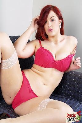 Rosie Jaye_Horny slut spreads_1
