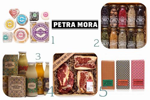 Productos Petra Mora