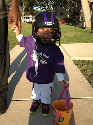 baltimore ravens costume halloween