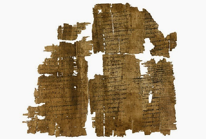 The online battle for papyrus texts