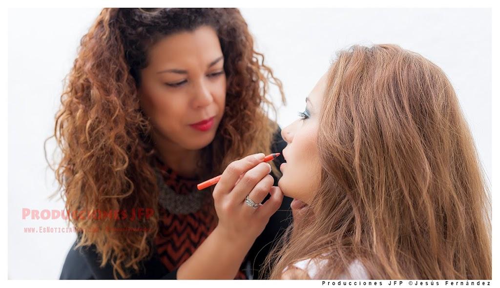 El arte del maquillaje, el antes y el después