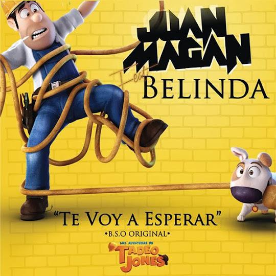 Juan Magán actuando