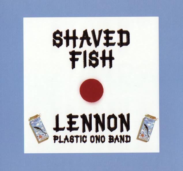 John lennon 39 the alternate shaved fish 39 cd covers for John lennon shaved fish