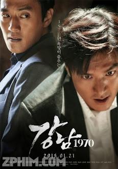 Nỗi Buồn Gangnam - Gangnam Blues (2015) Poster