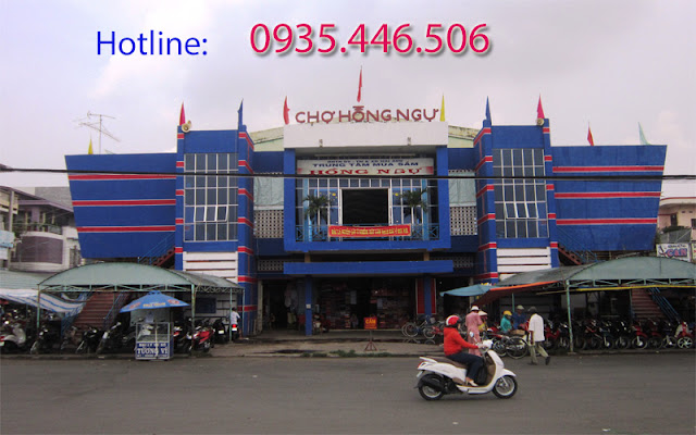 Lắp Đặt Internet FPT Thị Xã Hồng Ngự