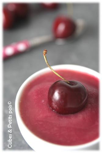 recette-bebe-8-mois-cerise-pomme-compote