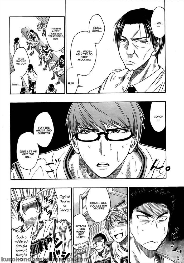 Kuruko no Basket Chapter 29 - Image 04