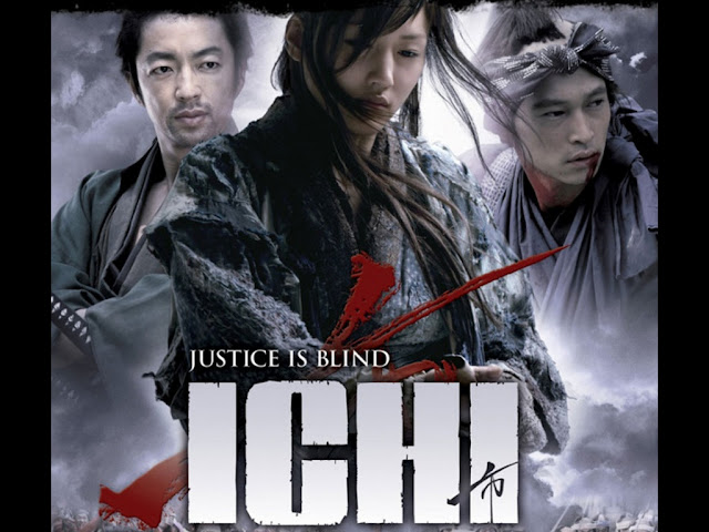 Ichi movie poster