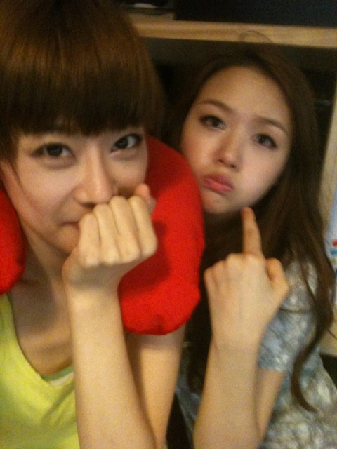 100805 Minah Tweet:girls0