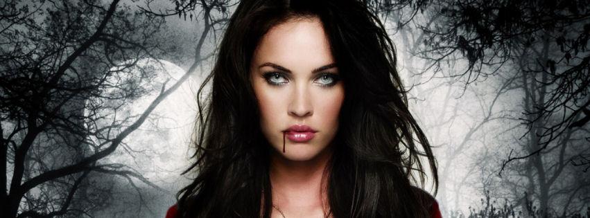 Megan fox in jennifers body facebook cover